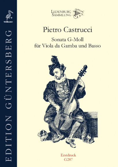 Castrucci, Pietro (1697–1752): Sonata G-Moll
