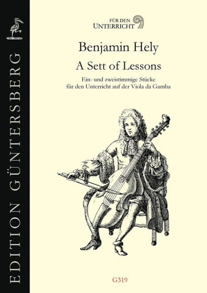 Hely, Benjamin (?–1699): A Sett of Lessons