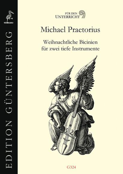 Praetorius, Michael (1572–1621): Weihnachtliche Bicinien