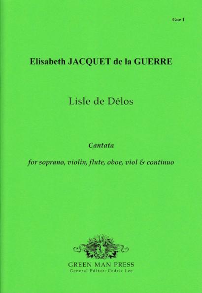 Guerre, Elisabeth Jacquet de la (1665–1729): Lisle de Délos