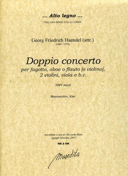 Händel, Georg Friedrich (1685– 1759): Konzert in g-Moll