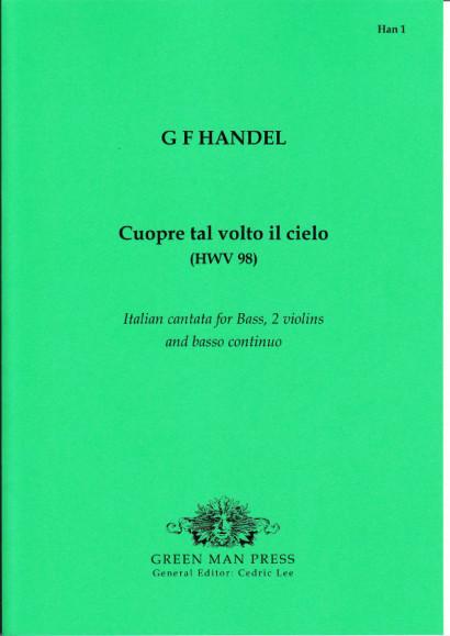 Händel, Georg Friedrich (1685-1759): Cuopre tal volto il cieleo