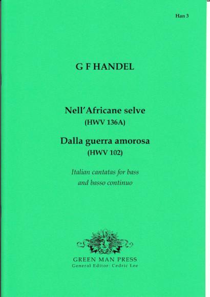 Händel, Georg Friedrich (1685-1759): Zwei Italienische Kantaten