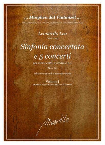 Leo, Leonardo (1694–1744):<br>Sinfonia concertata e 5 Concerti