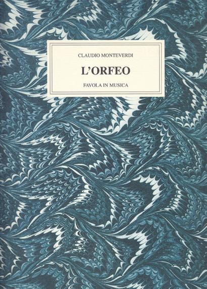 Monteverdi, Claudio (1567–1643): L'Orfeo