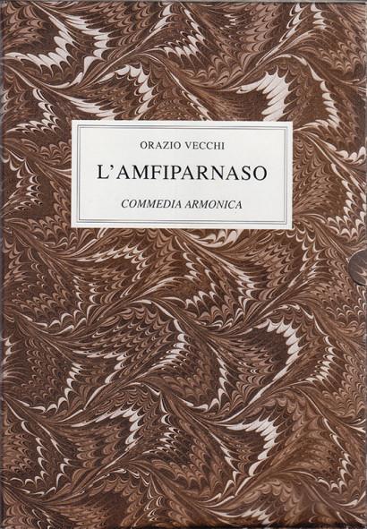 Vecchi, Orazio (1550–1605): L'Amfiparnaso