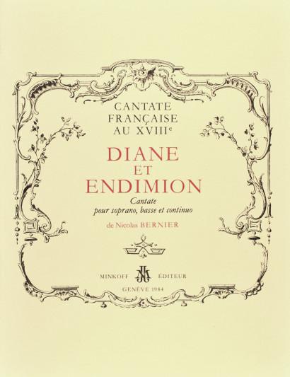 BERNIER, Nicolas (1664–1734): Diane et Endimion