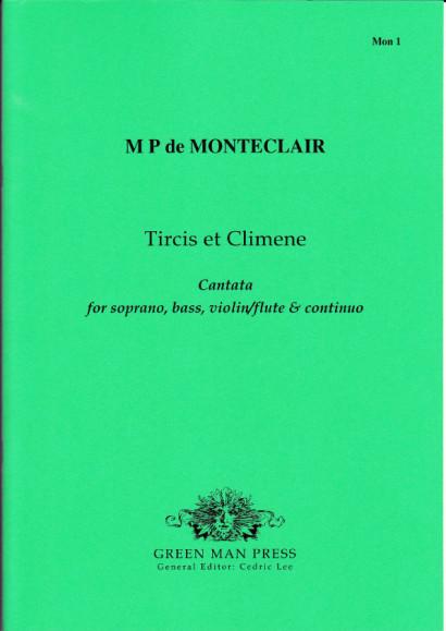 Montéclair, Michel Pignolet de (~1667-1737): Tircis et Climene