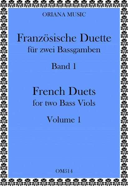Französische Duette – Band 1