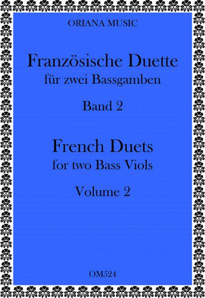Französische Duette – Band 2