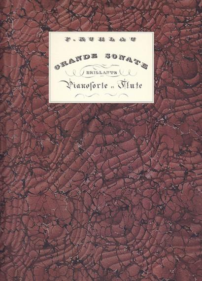 Kuhlau, Friedrich (1786–1832): Grande Sonate Brillante op. 64
