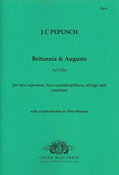 Pepusch, Johann (1667–1752): Britannia & Augusta