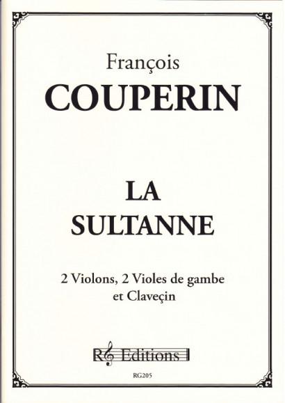 Couperin, Francois (1668- 1733): La Sultanne