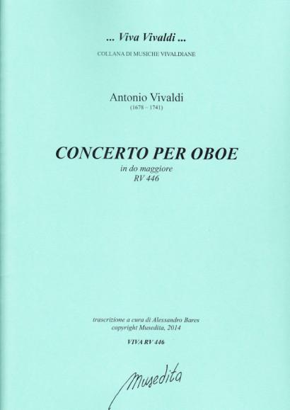 Vivaldi, Antonio (1678–1741): Concerto C-Dur RV 446
