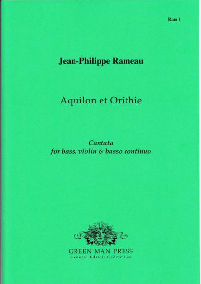 Rameau, Jean-Philippe (1683-1764): Aquilon et Orithie