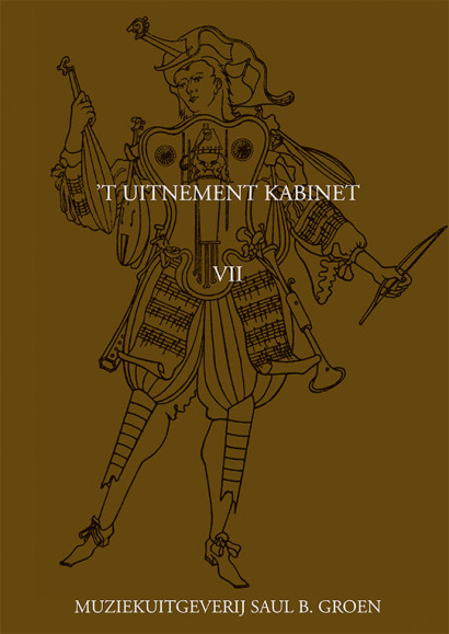 'T Uitnement Kabinet (Amsterdam 1646, 1649): Duos for Melody Instrument and Viola da Gamba – VII