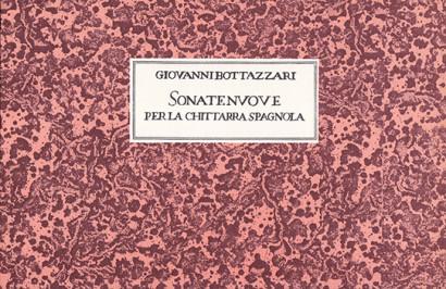 Bottazzari, Giovanni:Sonate nuove