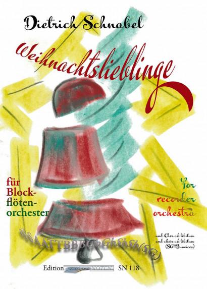 Schnabel, Dietrich (*1968):Weihnachtslieblinge