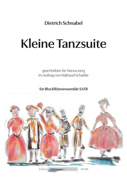 Schnabel, Dietrich (*1968): Kleine Tanzsuite