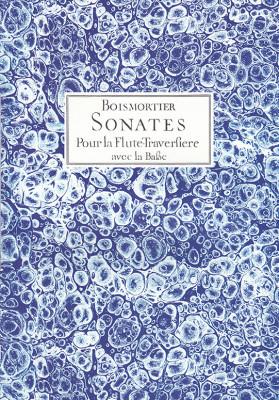Boismortier, Joseph Bodin de (1689–1755): 6 Sonates op. 19