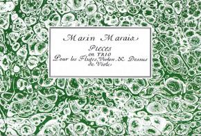 Marais Marin (1656–1728):Pièces en trio