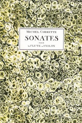 Corette, Michel (1707–1795): 6 Sonates op. 13