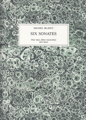 Blavet, Michel (1700–1768):Six Sonates op. 1