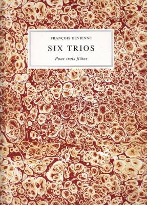Devienne, Francois (1759–1803):Six Trios pour trois Flutes