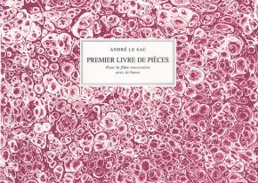 Le Sac, André:Premier Livre de Pièces