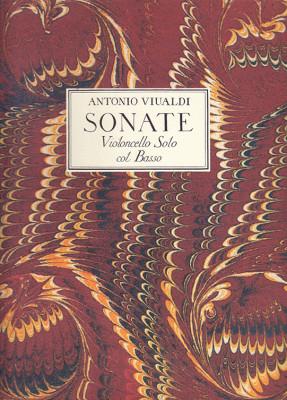 Vivaldi, Antonio (1678–1741): Le 9 Sonate per Violoncello