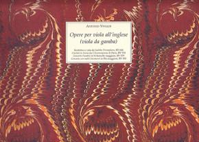 Vivaldi, Antonio (1678–1741): Le opere per Viola all'inglese