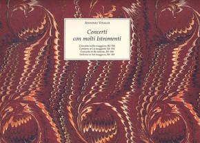 Vivaldi, Antonio (1678–1741):Concerti con molti strumenti