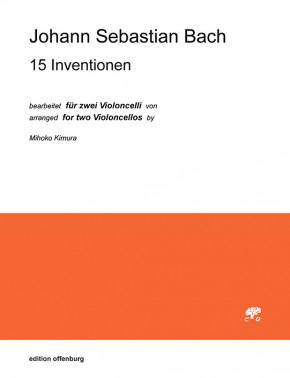 Bach, Johann Sebastian (1685–1750): 15 Inventiones