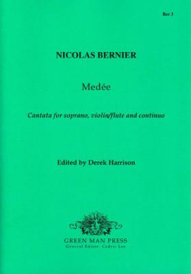 Bernier, Nicolas (1665-1734): Medée