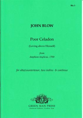 Blow, John (1649-1708): Poor Celadon