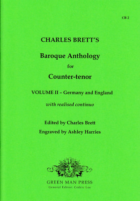 Baroque Anthology Vol. 2 (Germany, England)