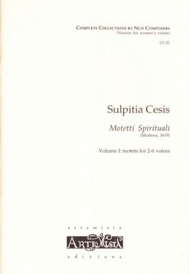 Cesis, Sulpita (1577-?): Motetti Spirituali I - Convent-version