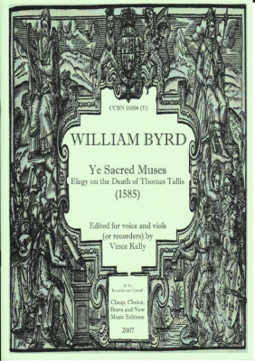Byrd, William (1543-1623): Ye Sacred Muses (ATTTB)