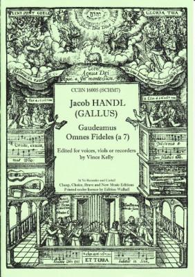 Handl, Jacob (Gallus) (1550-1591): Gaudeamus Omnes