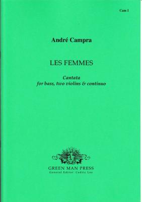 Campra, André (1660-1744): Les Femmes