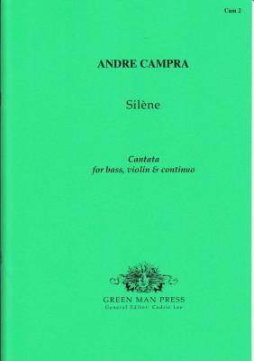 Campra, André (1660-1744): Silène (1714)