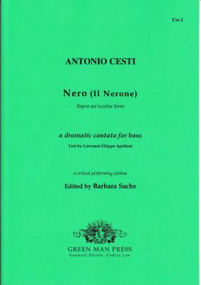 Cesti, Antonio (1623-1669): Nero (Il Nerone)
