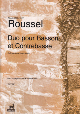 Roussel, Albert (1869–1937): Duo (1925)