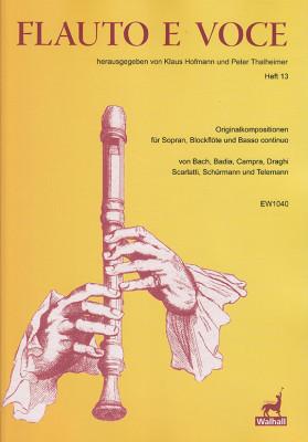 Flauto e Voce XIII