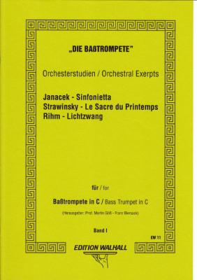Stravinsky/Janacek/Rihm: Orchesterstudien für Baßtrompete