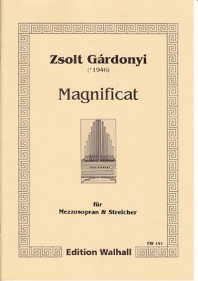 Gárdonyi, Zsolt (*1946): Magnificat