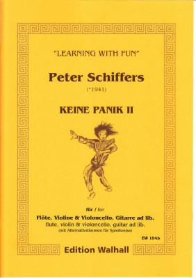 Schiffers, Peter (* 1941): Keine Panik II - Spielkreisausgabe