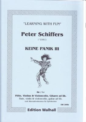 Schiffers, Peter (* 1941): Keine Panik III - Spielkreisausgabe