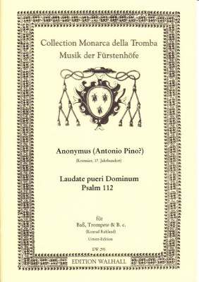 Kremsier/ 17. Jahrhundert (Antonio Pino ?): Laudate pueri Dominum (Ps. 112)