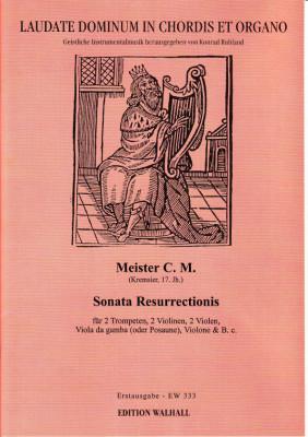 Meister C. M. (Kremsier 17. Jh.): Sonata Resurrectionis